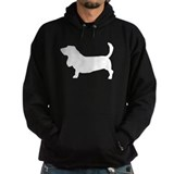 Basset Hound Hoodie