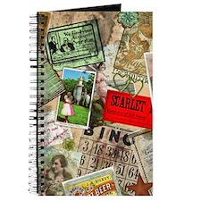Scrap Collage Journal