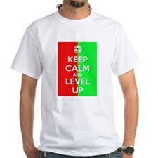 'Keep Calm' Level Up Shirt