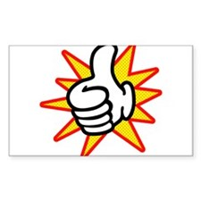 Thumbs Up Decal