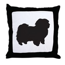 Havanese Throw Pillow