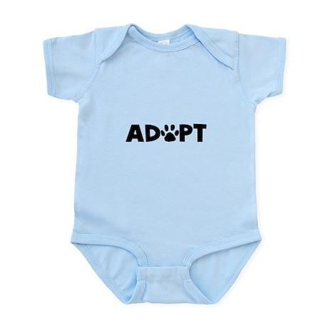 Adopt Infant Bodysuit