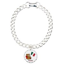 Mexico Teddy Bear Bracelet