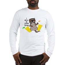 I Otter Be Scuba Diving Long Sleeve T-Shirt
