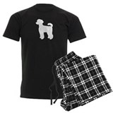 Miniature Poodle pajamas