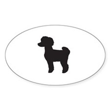 Toy Poodle Decal