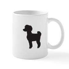 Toy Poodle Small Mug