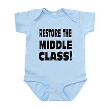 Middle Class: Infant Bodysuit
