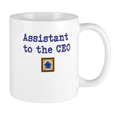 Assistant to the CEO Mugs