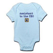 Work from home Infant Bodysuit