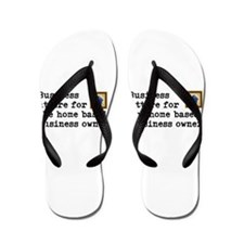 Work from home Flip Flops
