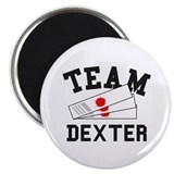 TEAM DEXTER 2.25&quot; Magnet (10 pack)