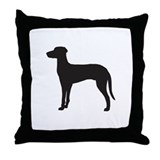 Ridgeback Throw Pillow
