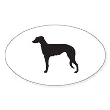 Deerhound Decal