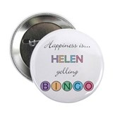 Helen BINGO Button
