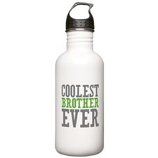 Coolest Brother Sports Water Bottle