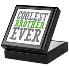 Coolest Brother Keepsake Box