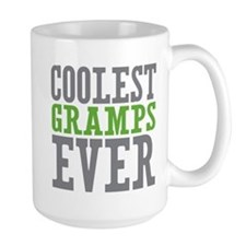 Coolest Gramps Large Mug