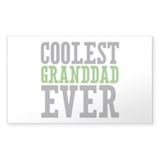 Coolest Granddad Decal