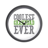 Coolest Granddad Wall Clock