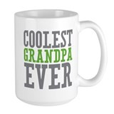 Coolest Granpda Coffee Mug