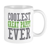 Coolest Great Pappy Mug