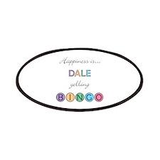 Dale BINGO Patch
