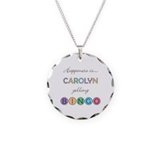 Carolyn BINGO Necklace