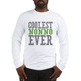 Coolest Nonno Long Sleeve T-Shirt