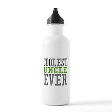 Coolest Uncle Water Bottle
