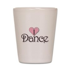 I Dance Shot Glass