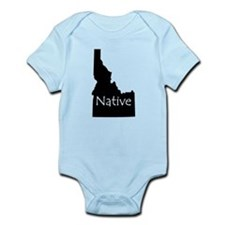 Idaho Native Infant Bodysuit