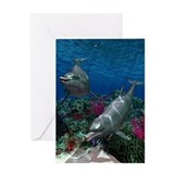 Ocean World 1 Greeting Card