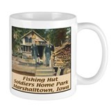 Fishing Hut Mug