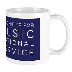Center for Music National Service Mug