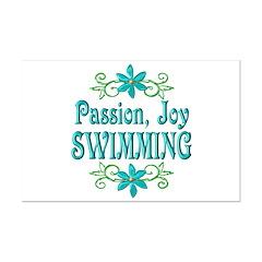 Swimming Joy Posters