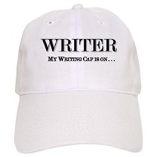 Unique Writers Baseball Cap