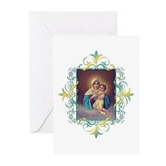 MTA - Our Lady of Schoenstatt Greeting Cards (Pk o