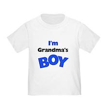 I'm Grandma's Boy T