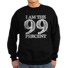 I am the 99 percent Sweatshirt