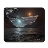 Night Suns Mousepad