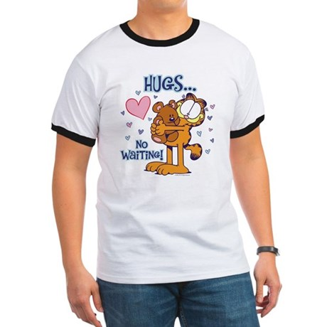 Hugs...No Waiting! Ringer T