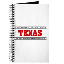 'Girl From Texas' Journal