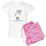 Funny Dentist Numb People pajamas