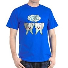 Funny Dentists Rock T-Shirt
