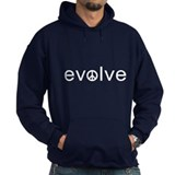 Evolve with PEACE! - Hoodie