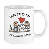 Funny Personalized Wedding Small Mug