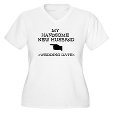 New Husband (Wedding Date) T-Shirt