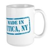 MADE IN UTICA Coffee Mug