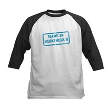 MADE IN SARATOGA SPRINGS Tee